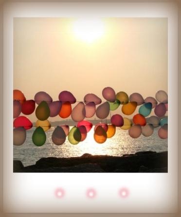 balloons bday...