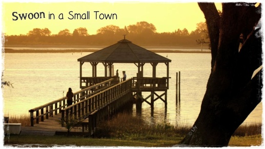 Small town logo