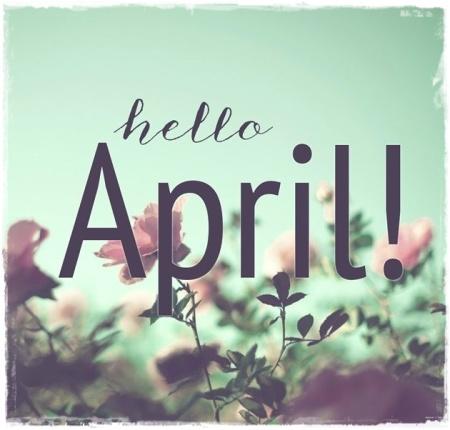 hello april 2